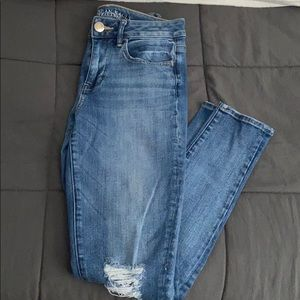 American Eagle High-Rise Jeans/Jeggings